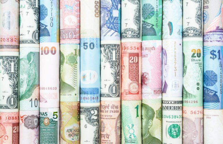 4 Currencies Used the World Over